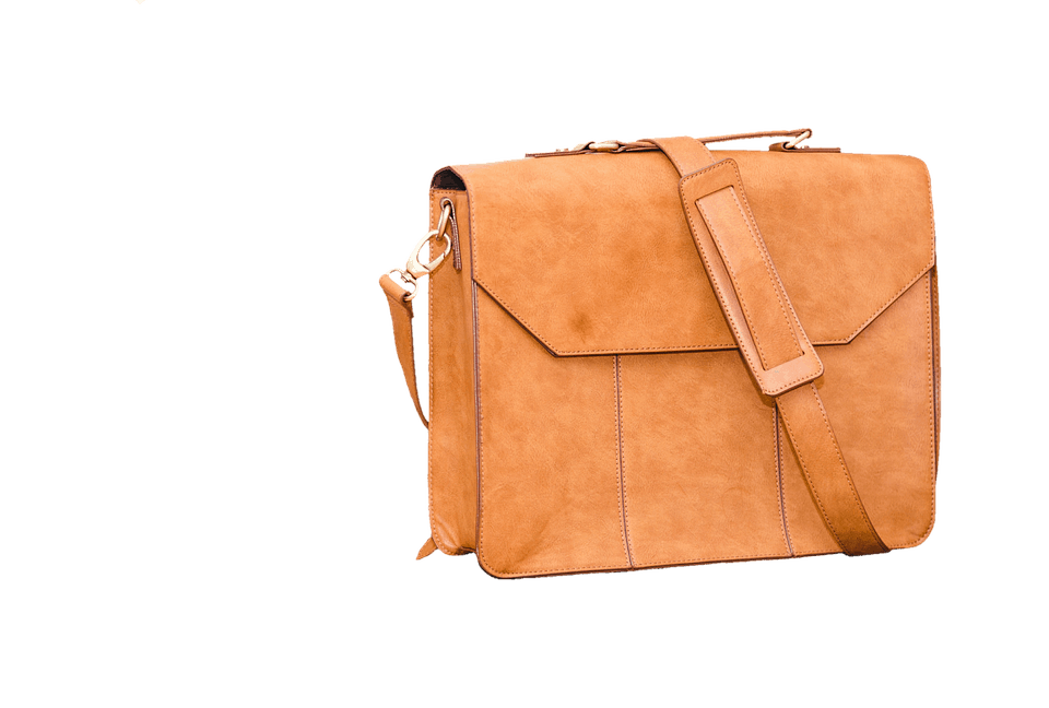 Leather Bags - Best Gifts For Staff